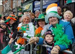 Birmingham St Patrick's Day Parade