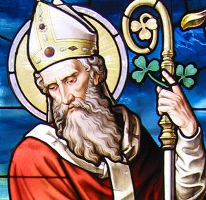 St Patrick History