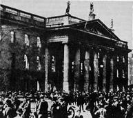 Ireland's Easter Rising in 1916