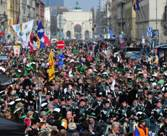 Munich St. Patrick's Day Parade